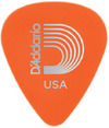 Planet Waves 1DOR2 Duralin Standard .60mm Light Pick (Orange)