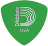 Planet Waves 2DGN4 Duralin Wide .85mm Medium Pick (Green)