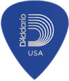 Planet Waves 6DBU5 Duralin Precision 1.0mm Medium Heavy Pick (Blue)