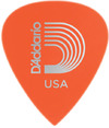 Planet Waves 6DOR2 Duralin Precision .60mm Light Pick (Orange)