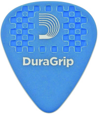 Planet Waves 7DBU5 DuraGrip 1.0mm Medium Pick (Blue) - Cover