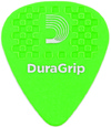 Planet Waves 7DGN4 DuraGrip .85mm Medium Pick (Green)