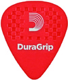 Planet Waves 7DRD1 DuraGrip .50 Super Light Pick (Red)