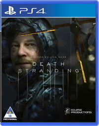 Death Stranding (PS4) - Cover