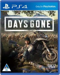 Days Gone (PS4) - Cover