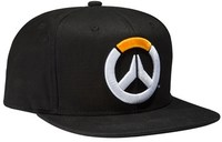 Overwatch - Frenetic Snap Back Hat Black (One Size) - Cover
