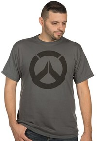 Overwatch Icon Premium T-Shirt (XXX-Large) - Cover