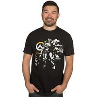 Overwatch Justice Will Be Done Premium T-Shirt (Large)