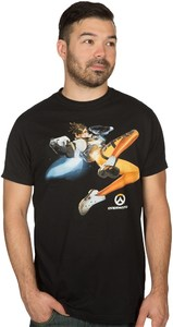 Overwatch the Cavalry's Here Premium T-Shirt (X-Large) - Cover