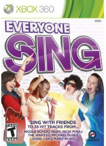 Everyone Sing (US Import Xbox 360)