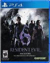Resident Evil 6 HD (US Import PS4)