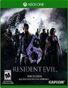 Resident Evil 6 HD (US Import Xbox One) Cover