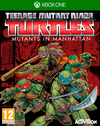 Teenage Mutant Ninja Turtles: Mutants In Manhattan (US Import Xbox One)