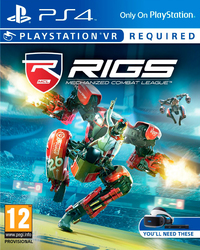 RIGS: Mechanized Combat League (PS4)