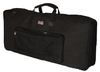 Gator GKB-76 76 Key Heavy Duty Padded Keyboard Gig Bag (Black)