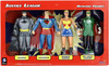 Justice League 4-Piece Bendable Boxed Set