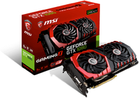 MSI nVidia GeForce GTX 1080 Gaming X 8GB GDDR5 256 Bit Graphics Card