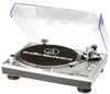 Audio Technica Professional Direct Drive Turntable With USB - Silver