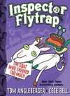 Inspector Flytrap in the Goat Who Chewed Too Much - Tom Angleberger (Hardcover)