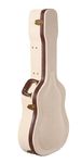 Gator GW-JM DREAD Journey Man Wooden Deluxe Dreadnaught Acoustic Guitar Case (Cream)