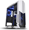 Thermaltake Versa N21 Window Mid-tower Chassis - Snow