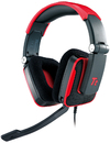 Tt eSports SHOCK Gaming Headset - Red (by Thermaltake)