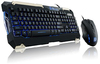 Tt eSports COMMANDER Gaming Gear Combo Keyboard & Mouse (by Thermaltake)