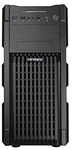 Antec GX200 Mid Tower Chassis with Window Black