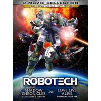 Robotech 2-Movie Collection (The Shadow Chronicles / Love Live Alive) (DVD)