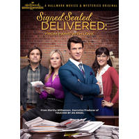 Signed Sealed Delivered :From Paris With love (Region 1 DVD)