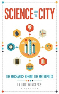 Science and the City - Laurie Winkless (Hardcover) - Cover