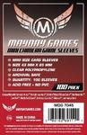 Mini Chimera Game Sleeves Red 100 Piece