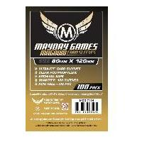 Mayday Games - Dixit Card Sleeves (80mm X 120 Mm)