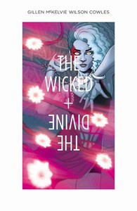 The Wicked + The Divine 4 - Kieron Gillen (Paperback) - Cover