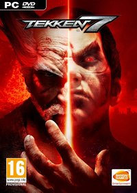 Tekken 7 (PC) - Cover