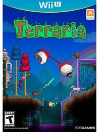 how to play multiplayer terraria wii u