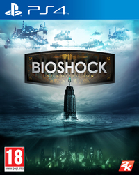BioShock: The Collection (PS4) - Cover