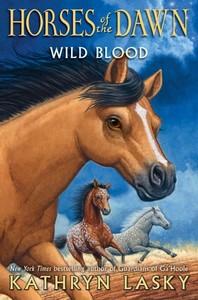Wild Blood - Kathryn Lasky (Paperback) - Cover