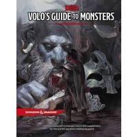 Dungeons & Dragons - Volo's Guide to Monsters (Role Playing Game)