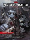 Volo's Guide to Monsters - Wizards RPG (Hardcover)