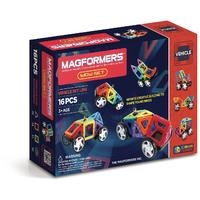 Magformers WOW Set (16 Pieces)
