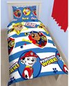 Paw Patrol - Rotary Panel Duvet (Single) Cover