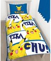 Pokemon - Action Rotary Panel Duvet (Single)