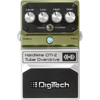 DigiTech CM-2 HardWire Tube Overdrive Guitar Overdrive Pedal