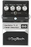 DigiTech TL-2 HardWire Guitar Metal Distortion Pedal