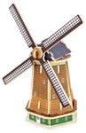 Robotime - Holland Windmill 3D Puzzle