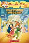Bollywood Burglary - Geronimo Stilton (Paperback)