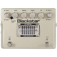 Blackstar HT METAL HT Pedal Series Valve Guitar Metal Distortion Pedal