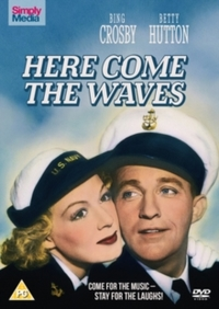 Here Come the Waves (DVD) - Cover