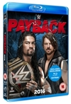 WWE: Payback 2016 (Blu-ray)